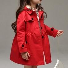 New Hot Kids Baby Girls Winter Windbreaker Jacket Coat Toddl