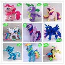 Eenhoorn Paard Prinses Cadance Luna Nightmare Night Trixie Queen Chrysalis Pluche Pop Knuffel Kinderen Speelgoed Grote Gift