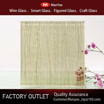 Art glass partition wall of setting of the sitting room office wire screen partition wall of setting of custom tempered laminate 1