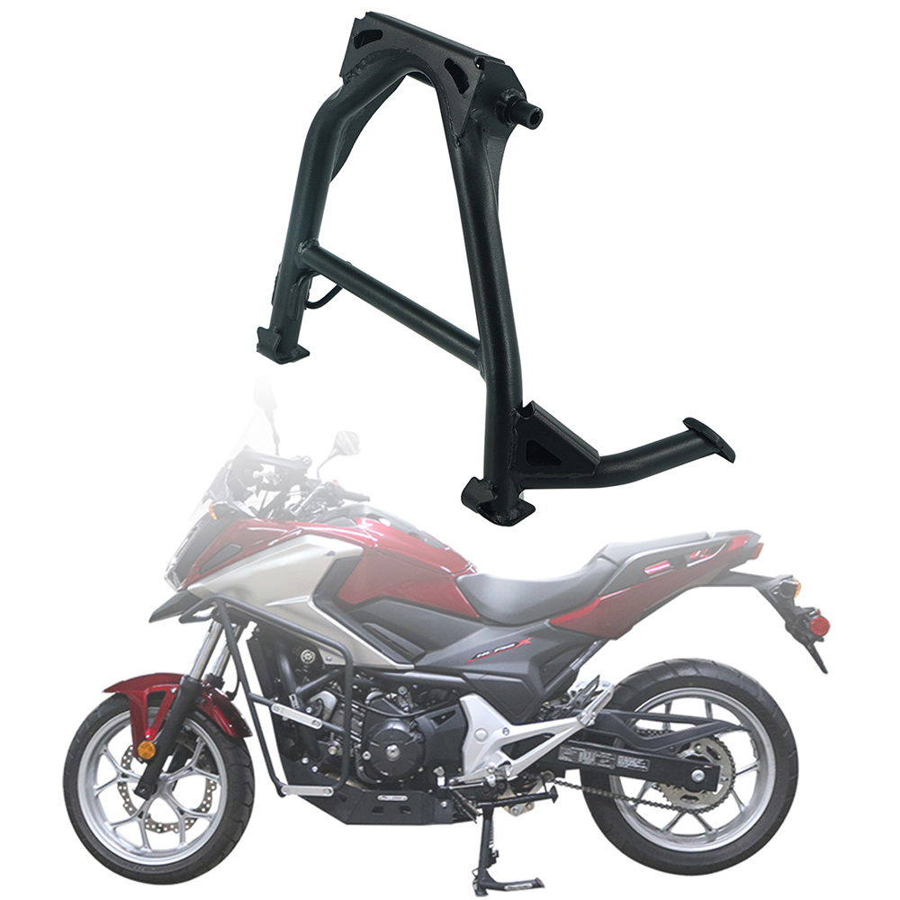 Motorcycle Middle Kickstand Foot Kick Stand Support Bracket Center Stand For <font><b>Honda</b></font> NC700S NC750S NC700X NC750X <font><b>NC</b></font> <font><b>700</b></font> 750 X MT image