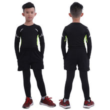 Basketball-Underwear Sportswear Tracksuit Training-Clothes Gym-Tights Soccer Jogging