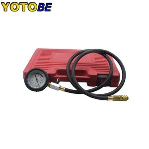 Image 5 - Engine Oil Pressure Test Kit Tester Low Oil Warning Devices Car Garage Tool