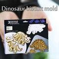 Кухонные принадлежности динозавр форма для печенья 6 комплектов динозавр Fossil Seal для семейного сбора Термос поседа Кружка Прямая поставка #19