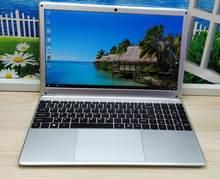 15 Polegada 1920x1080 notebook mini portátil 4gb ram 128gb 256gb rom livre win10 os rápido computador pc