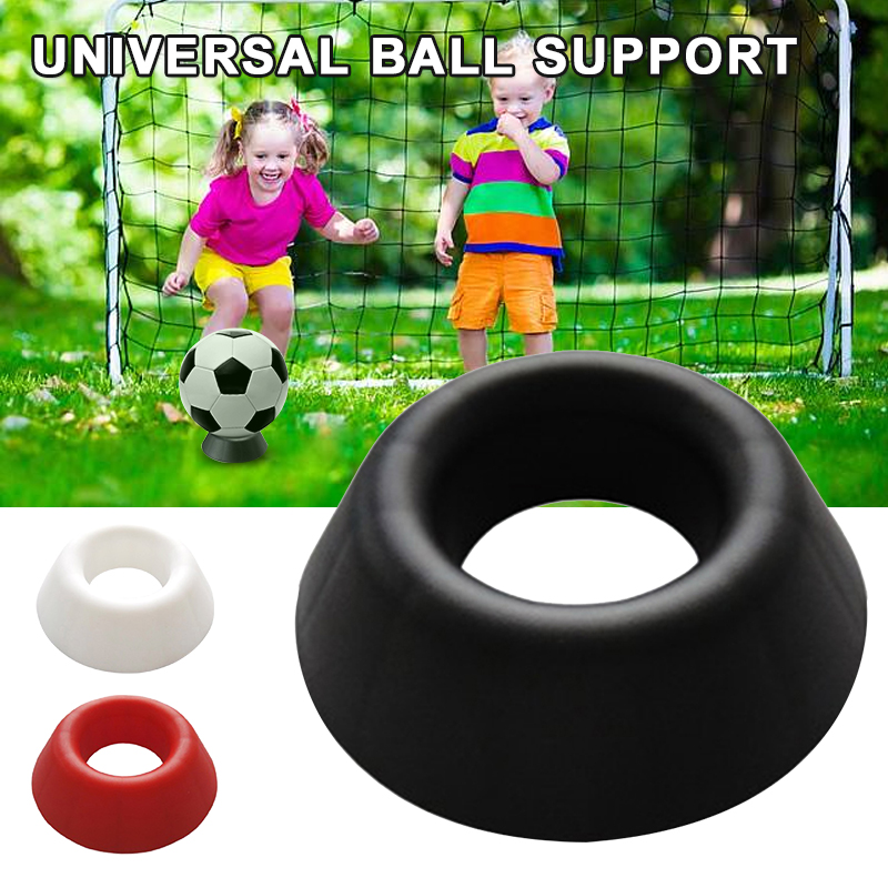 Football Base Football Ball Support Rugby Sports Accessories 3 Color Plastic Soccer Storage Rack Basketball Ball Support