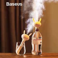 Baseus umidificador portátil difusor de aroma para escritório em casa recipiente ilimitado humidificador ar humidificador com led nightlight