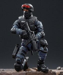 Image 2 - JOYTOY 1/18 Action Figure SWATทหาร เกมCross Fire(CF) จัดส่งฟรี