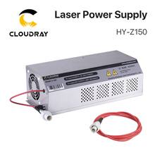 Cloudray 150 180W CO2 lazer güç kaynağı monitör AC90 250V Z150 için CO2 lazer oyma kesme makinesi HY Z150 Z serisi