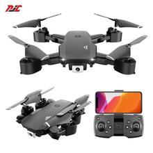 S600 RC Drones With Dual Cameras Wifi FPV Dron Optical Flow Positioning Quadrocopter With Camera Foldable Smart Follow Me Drone
