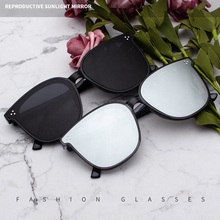 Oversize Luxury Square Sunglasses Women Classic Vintage Sun