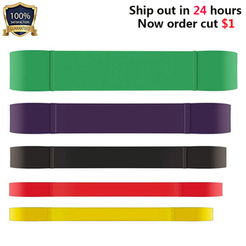 5 pcs Natural Latex Yoga Resistance Band Set Pull Rope Rubber Loops Strength Pilates Fitness Gum Equipment Elastic Bands Fitness resistance bands 8 shaped fitness elastic rubber loops latex pull rope sports rubber expander band yoga pilates fitness belt