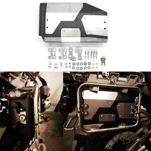 Image 2 - สำหรับBMW R1250GS LC R1200GS R 1250 Adv Adventure 2014 2019ตกแต่งกล่องอลูมิเนียมกล่องเครื่องมือ4.2ลิตรกล่องเครื่องมือด้านซ้ายBracket