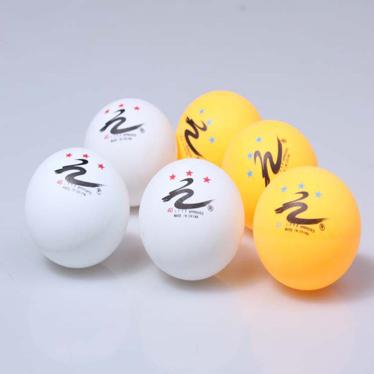 Dragon Ding Ping Pong Game Training Special-purpose Ball 40 Mm Training Ping Pong
