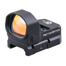 Vector Quang Học Điên Cuồng 1x20x28 Lớn Kích Thước Cửa Sổ Chiến Thuật Chấm Bi Đỏ Tầm Nhìn 3 MOA IPX6 Không Thấm Nước phù hợp với Khẩu Súng Lục 9mm Glado AR. năm 223 .308