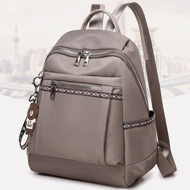 2020 New High Quality Leather Backpack Women Large Capacity Travel Backpack School Bags For Girls Mochila