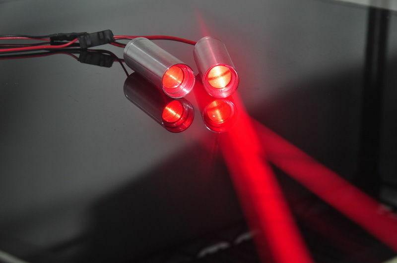 1pc Fat Beam 100mW 650nm Red Dot Laser Diode Module For Laser Show KTV/Bar DJ