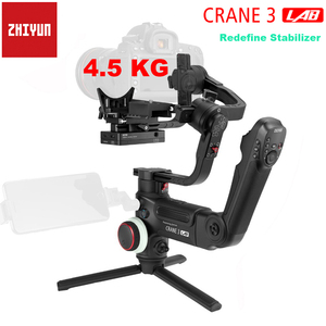 Image 1 - Zhiyun Crane 3 LAB 3 Axis Wireless FHD Image Transmission Camera Stabilizer ViaTouch Control Handheld Gimbal for Sony Canon DSLR