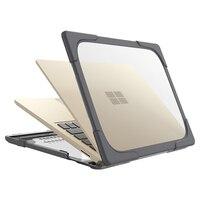 Funda protectora anticaída para Microsoft Surface Laptop 3, 15 pulgadas, modelo 1873, soporte de soporte resistente a las caídas