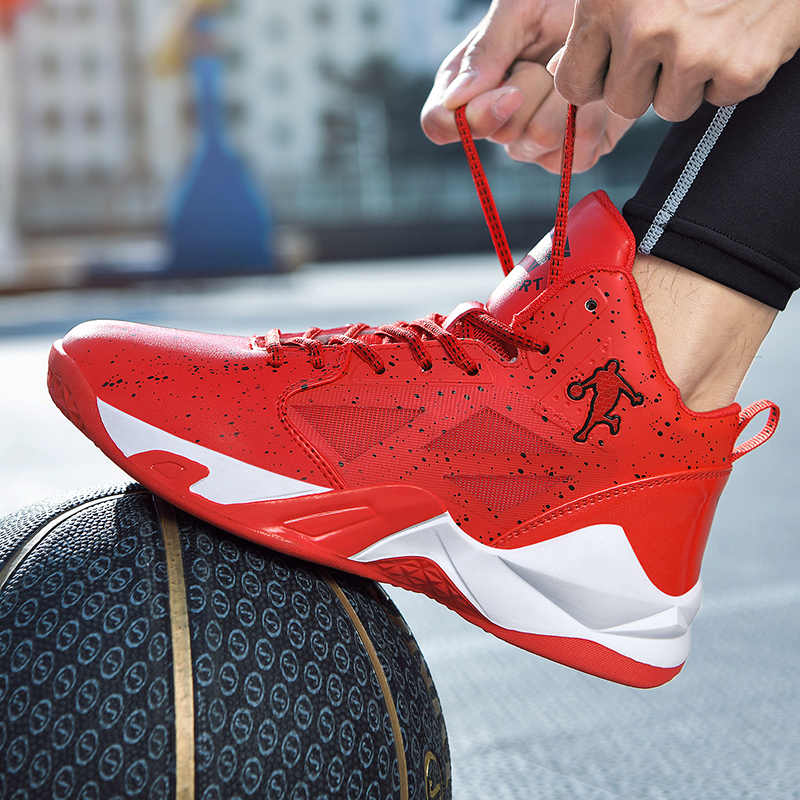 ชายรองเท้าบาสเก็ตบอลกีฬารองเท้าผ้าใบStreetรองเท้ากีฬากลางแจ้งรองเท้าบาสเก็ตบอลคลาสสิกพลัสขนาด 36-46 สำหรับผู้หญิง