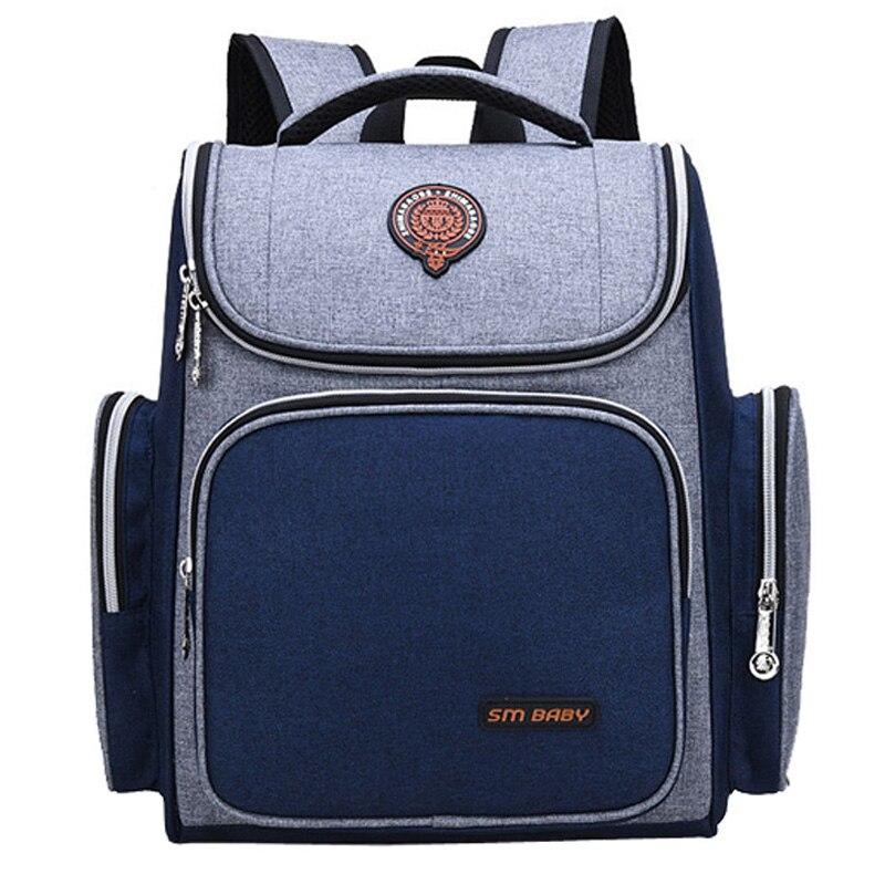 2020 Zippers Large Capacity Boy School Backpacks School Bags For boys Children Backpack Nylon Kids Schoolbags Mochila Escolar