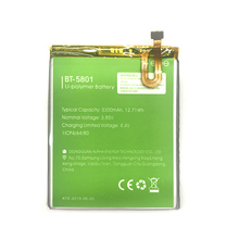 NEW Original 3300mAh bt-5801 battery for LEAGOO S9 High Quality Battery+Tracking Number