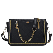 new Luxury Handbags Women Bags Designer Leather Chain Large Shoulder Bags Tote Hand Bag Fashion Crossbody Bags For Women 2019 недорого