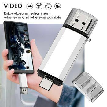 J-boxing Type C USB 3.0 Flash Drive 32GB 64GB OTG Memory Stick 16GB U Disk for Android Phone PC Mac Huawei Samsung Flash Stick