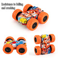 Детский автомобиль, игрушечный грузовик, инерционная двухсторонняя машинка-граффити для трюков, супермашина для мальчиков, модель внедоро...