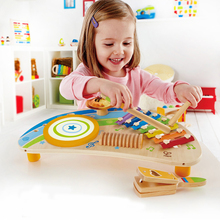купить Hape Music instruments Musical Toys for kids Hape Pound & Tap Bench baby toy дешево