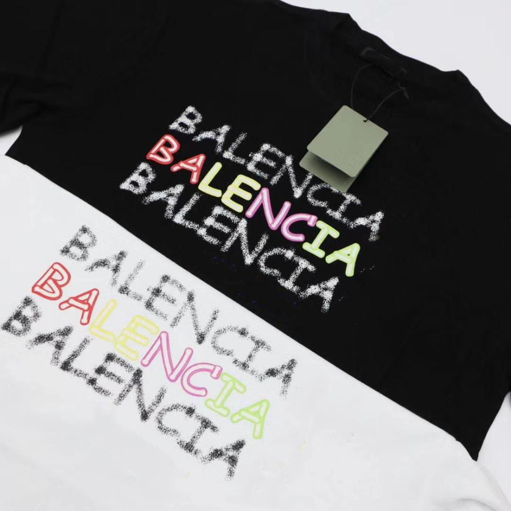 2020 primavera verão feminino carta bordado algodão preto manga curta masculino camiseta