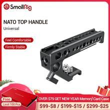 Универсальная рукоятка с креплением для холодного башмака SmallRig Nato, зажим для стержня 15 мм, отверстия для камеры Arri, с рейкой Nato 2439
