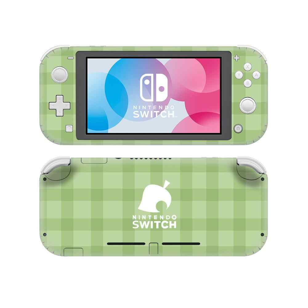 Animal Crossing Nintend Switch Lite Stiker Nintendoswitch Lite Vinil Stiker Stiker Pegatinas untuk Nintendo Switch Lite