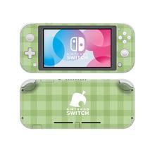 Animal Crossing przełącznik do Nintendo Lite naklejki Nintendoswitch Lite skóra winylowa naklejki naklejki Pegatinas na Nintendo Switch Lite