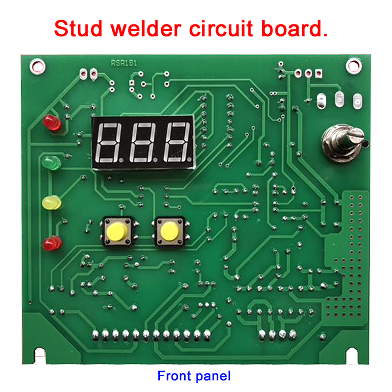 YDT Stud welding machine board for Capacitive energy storage welding for Peg welding machine  Pipe insulation nail bar