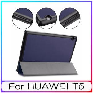 Чехол-подставка для планшета Huawei Mediapad T5 10