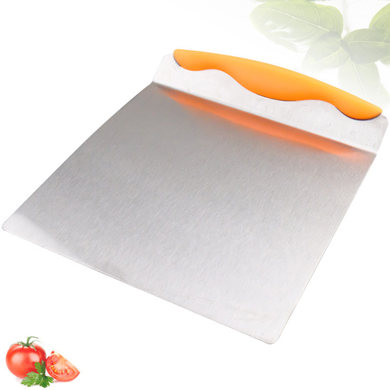 Cake Shovel Lifter Pizza Transfer Tray Moving Plate Cake Lifter Shovel Pastry Baking Tool Stainless Steel Material
