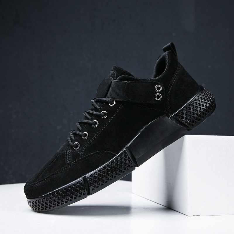 New fashion men Running Shoes Men lace