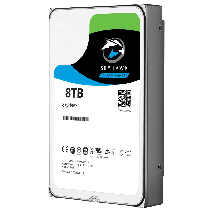 """New HDD For Seagate Brand 8TB 3.5"""" SATA 6 Gb/s 256MB 7200RPM For Internal HDD For Surveillance HDD For ST8000VX004 ST8000VX0022 3"""