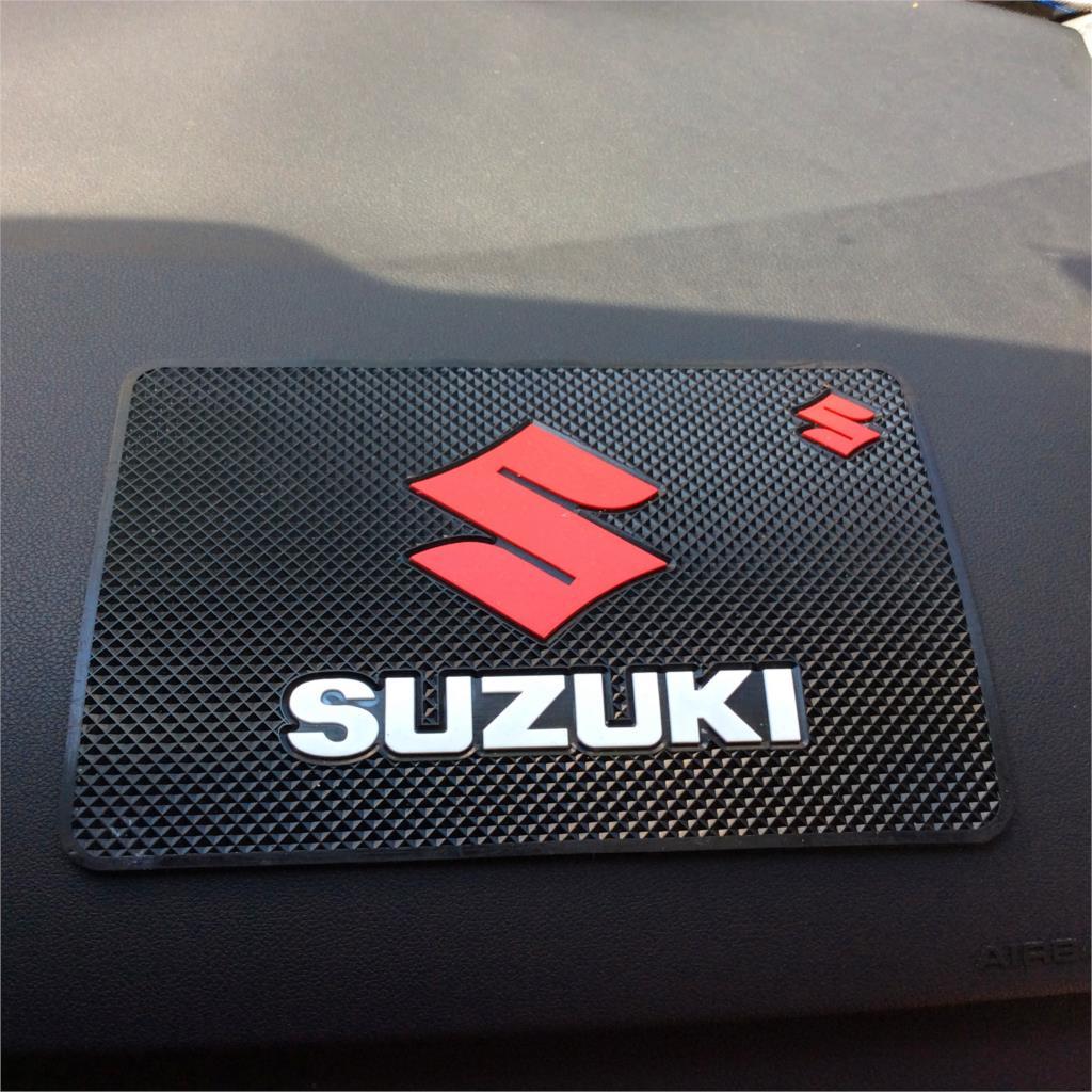Araba telefonu MAT Suzuki Swift için SX4 Vitara Jimny S-CROSS oto motosiklet aksesuarları araba Styling