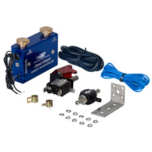 Turbo/turbocompresor electrónico de doble etapa, Kit de controlador de impulso Psi ajustable/w, interruptor Universal