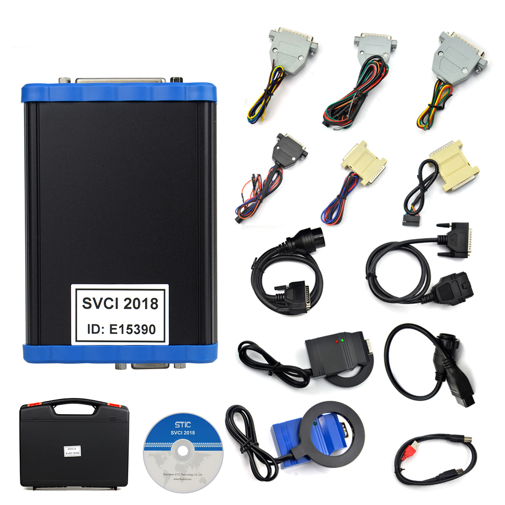 Image 4 - SVCI 2018  FVDI 2018 with all function for  VVDI2 V2016 V2015 V2014 FVDI J2534 unLimited Fvdi abrites free update online-in Auto Key Programmers from Automobiles & Motorcycles on