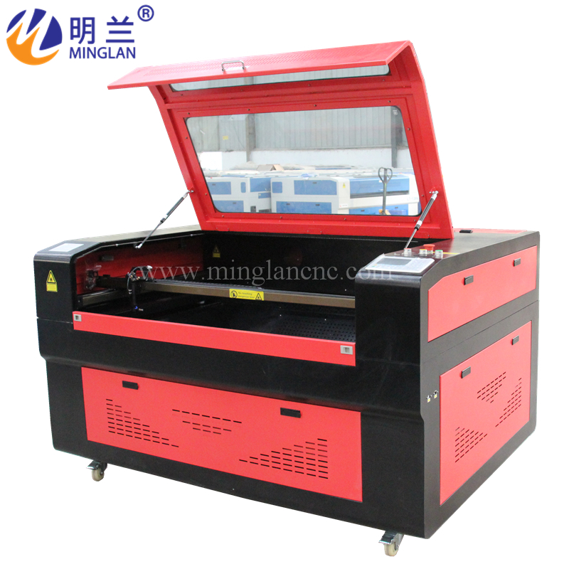 1600*1000mm Wifi CO2 Laser Engraving Machine 130W Ruida System Laser Cutting Machine For Wood Acrylic Stone Rubber 1610