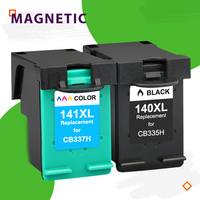 호환 HP 140 141 DeskJet 5363 D4263 OfficeJet J6413 C4283 C4343 C5283 D5363 프린터 HP140