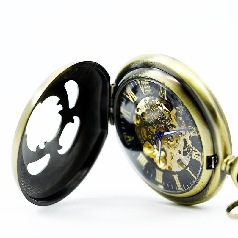 Vintage-Mascot-Phoenix-Bronze-Skeleton-Roman-Numberal-Mechanical-Pocket-Watch-Pendant-Men-Women-Gift-with-Chain (5)