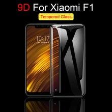 9D полное покрытие стекло для Xiaomi Pocophone F1 протектор экрана закаленное стекло для Xiaomi Pocophone F1 пленка для Pocofone F1 стекло
