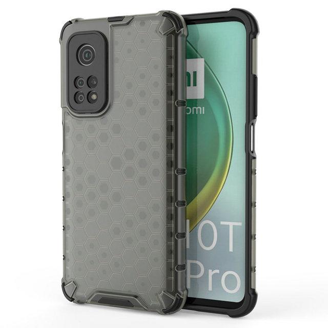 Mi10T Pro Mi 11i 11 Lite Back Case Bumper Funda for Xiaomi Mi 10T Pro Case Redmi Note 10 T 9 T10 T9 9S 9T Phone Cover Shockproof 1