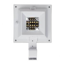Zasilany energią słoneczną PIR indukcja człowieka 6led ciepły biały Super jasny okap lampa podwórzowa zewnętrzna wodoodporna łatwa instalacja tanie tanio NoEnName_Null CN (pochodzenie) Żarówki LED We współczesnym stylu 6LED Solar Powered Eave Lamp 1W crystalline silicon
