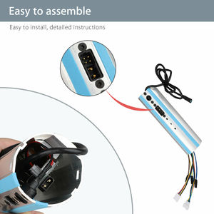Image 3 - החלפה עבור Ninebot Segway ES1/ES2/ES3/ES4 קטנוע הופעל Bluetooth בקרת לוח מחוונים לוח