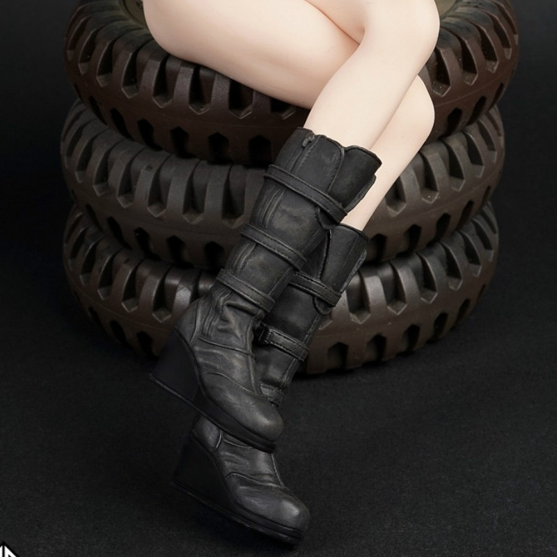TD21-11 1//6 Scale Action Figure Female High Hell Boots