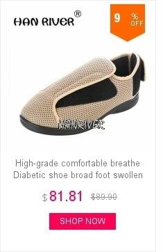 velhas inchaço deformação multi-funcional sapatos de cuidados